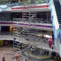 Aluminium Mobile Scaffold Tower