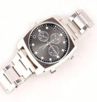 HD Classic Diamond Watch