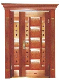 Luxury Copper Multi Panel Doors