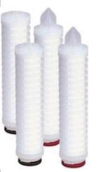 Polypropylene Pleated Filter Cartridges
