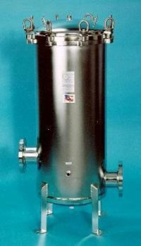 Industrial Stainless Steel Multi Cartridge Filter Housing