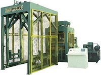 Fzqt10-20 Block Making Machine