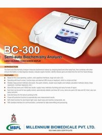 Bts 350 Semiautomatic Analyzer
