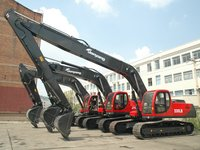 23t Crawler Excavator