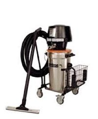 Dust and Granulate Cleaning System