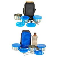 Double Lid Tiffin Box Set