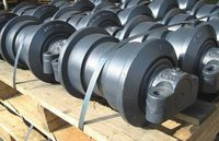 Single And Double Track Roller For Excavator And Bulldozer