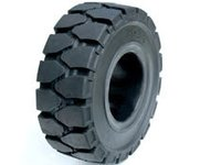Solid Industrial Tyres