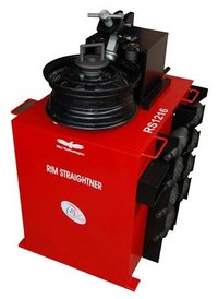 Heavy Duty Rim Straightening Machines