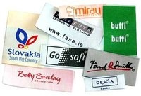 Garment Woven Labels
