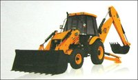 4dx Backhoe Loader