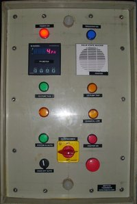 Auto Chemical Dosing Control Panel