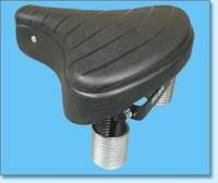 Pvc Top Fitted Bicycle Saddles