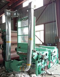Two-Roller Waste Cotton Recycling Machine