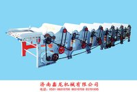 Six-Roller Textile Waste Recycling Machine