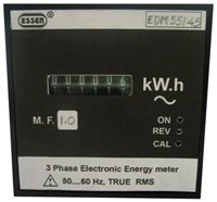 3 Phase Electronic Energy Meter With Pulse Output