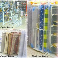Cycle, Carpet And Mattress Racks