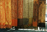 Tapestry Shawls