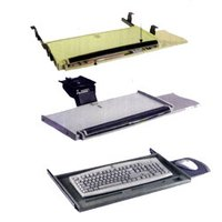 Keyboard Tray - Mould