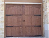 Bamboo Door shutters