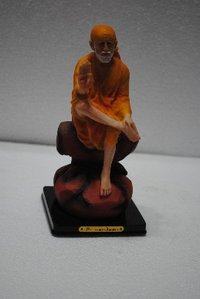 Sitting Sai Baba Sculpture