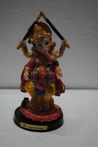 Elegant Ganesh Ji Sculpture
