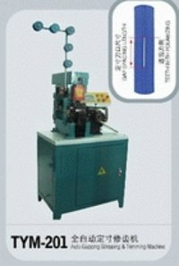 Auto Gapping, Stripping And Trimming Machine