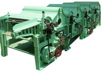 Four Roller Fabric Recycling Machine