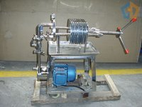 Small Type Filter Machine