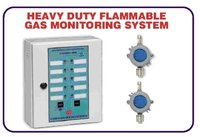 Heavy Duty Flammable Gas Monitoring System