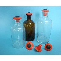 Clear Glass Reagent Bottles