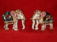 Marble Elephant Handicraft
