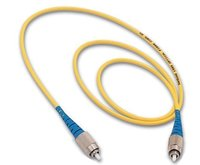 FC-FC UPC SM Fiber Optic Patch Cord