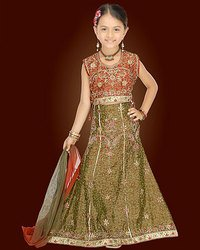 Kids Choli Set