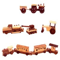 Wood Craft Toys