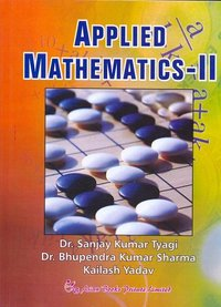 Applied Mathematics - Ii Book
