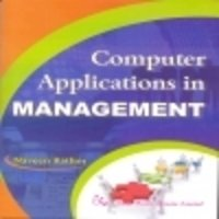 Computer Applications In Management Book