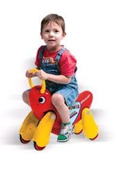Growth Stimulation Ride-On Toy