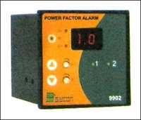 Power Factor Indicator With Alarm