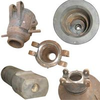 Spares For Mud Gun And Tap Hole Drill Machine