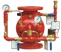 Deluge Alarm Valve