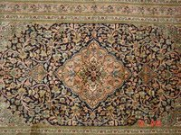 Elegant Silk Carpets