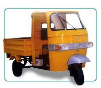 Delivery Pick-Up Van