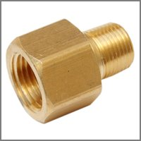 Brass Pipe Adapters