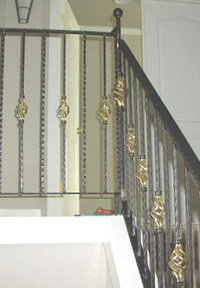 Designer Steel Railings