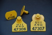 Ear Tag For Cattle And Sheep
