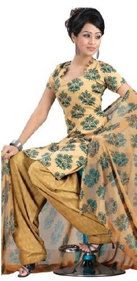 Designer Ladies Printed Suits