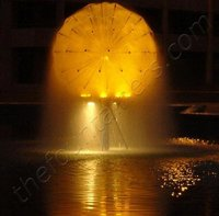 Water Sphere Fountain