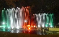 Swing Fountains