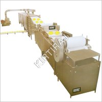 Automatic Papad Making Machine With Dryer